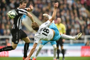 Soccer - Barclays Premier League - Newcastle United v Hull City - St James' Park