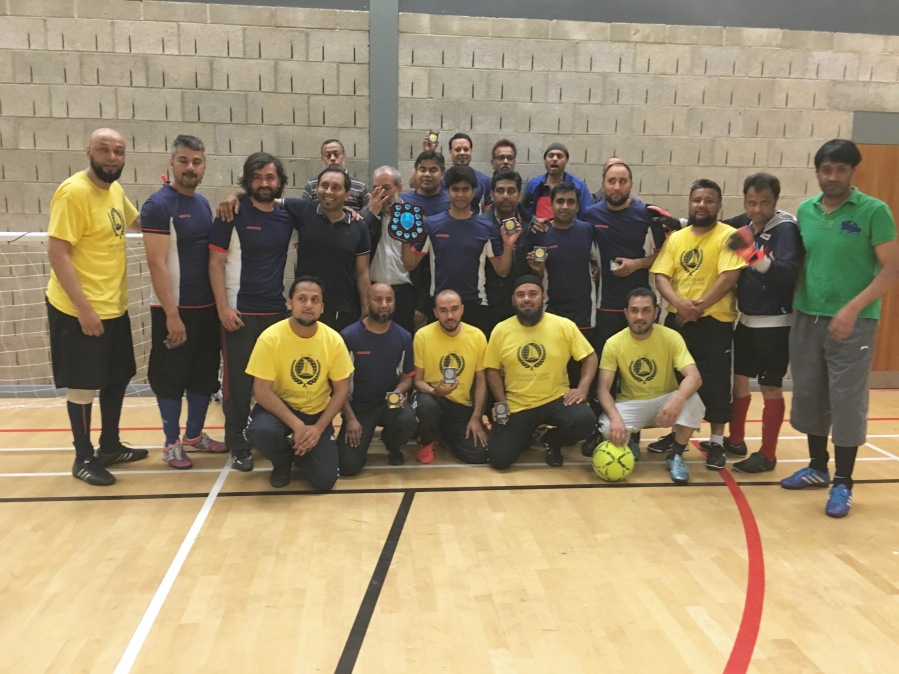 Poplar Legends Crowned Masters Champions