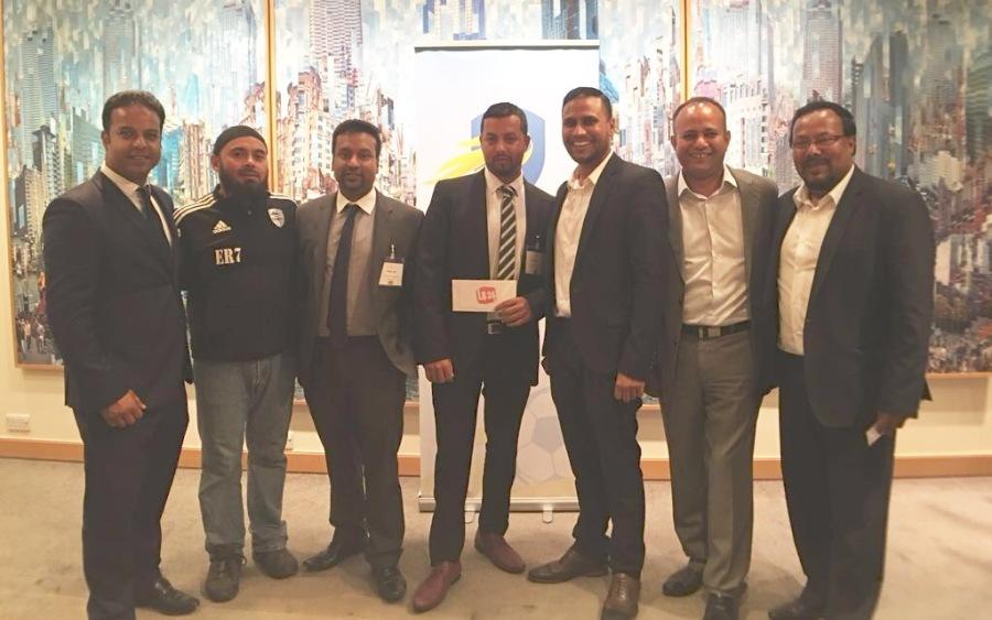 Canary Wharf Hosts Launch of UK Bangla Media Cup2016