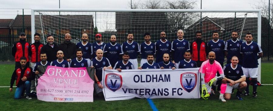 Oldham Vets Prepare forDubai