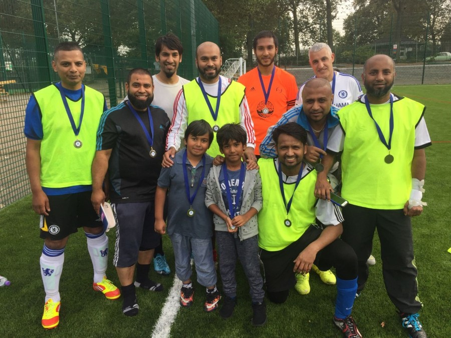 Seven Mills Win George Greens Community FestivalCup